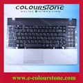 Original Russian Notebook Keyboard For Samsung 300E5A NP300E5A Keyboards RU Black With C Cover