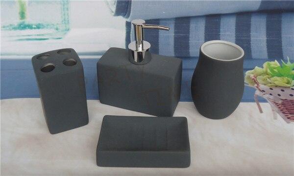 Huis badkamer decoratie keramische rubber verf spuiten ontwerp