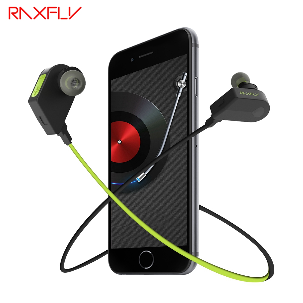 RAXFLY Universal Wireless Bluetooth 4.1 Magnetic Earphone Hifi Stereo Microphone In Ear Earpiece For iPhone Earbud Accessories
