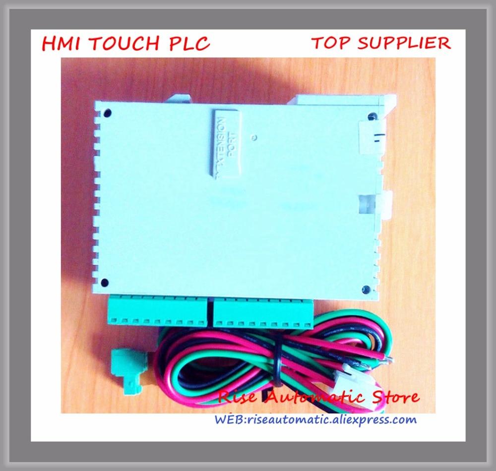 DVP04AD-S PLC 4AI Analog Module New Original 100% new and original dvp06ad s delta plc analog module