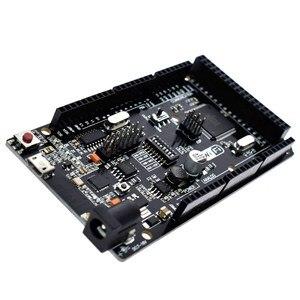 Image 3 - Mega2560 + WiFi R3 ATmega2560+ESP8266 32Mb memory USB TTL CH340G. Compatible for Arduino Mega NodeMCU For WeMos ESP8266