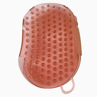 Shower Scrub Exfoliater Brush Cellulite Body Remover Massage Mitt Glove Touch Cleaning Brush 1pc sale YD10