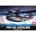 Academia 12487 1/72 escala de PBY-5A Catalina conjunto de plástico kits modelo de avião modelo de construção kits