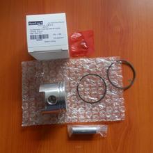 TH48 поршневой комплект 44 мм для KAAZ KAWASAKI TH048 TD48 HA48 KBL48 цилиндрическая запасная игла кольцо с зажимом ZYLINDER в сборе триммер кусторезы
