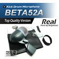 Бесплатная Доставка!! BETA52 Бочка Бас Инструментальный Микрофон Профессиональный Звуковая Система Для Сценического Шоу Студии 52А БЕТА Новый Штучной Упаковке!!