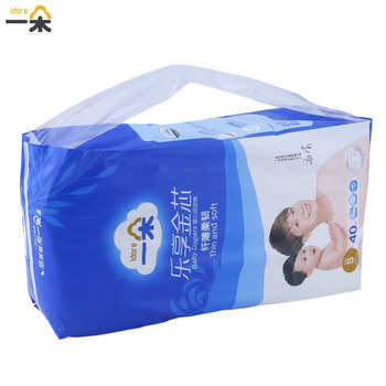 IDore Baby Diapers Size S/M/L/XL Disposable Nappies Ultra-Thin Large Absorb Capacity Breathable 6dtex Nappy Baby Care All Night