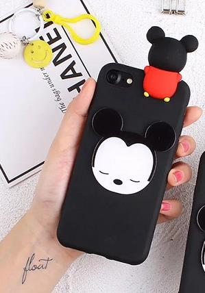 9e4c4a8ba5 US $2.55 |Mobile Phone Cases For Oppo F7 3D Dolls Mickey Minnie Pooh Daisy  Soft TPU Case For Oppo F5 Back Covers For Oppo A79 A73 Capas-in Fitted ...