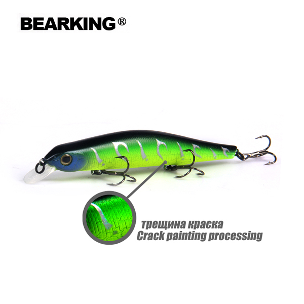 New 11cm 17g Magnet Weight System Long Casting Model Fishing Lures Bait Dive