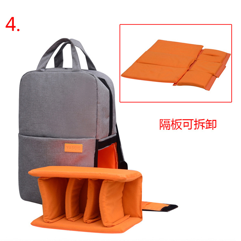 DSLR Camera Bag Shockproof Video Bag Backpack Shoulder Bag Cover For Sony A7RII 7RM2 A7 A77 A7R A7SII ILCA-99M2 A99M2 RX10 A3000