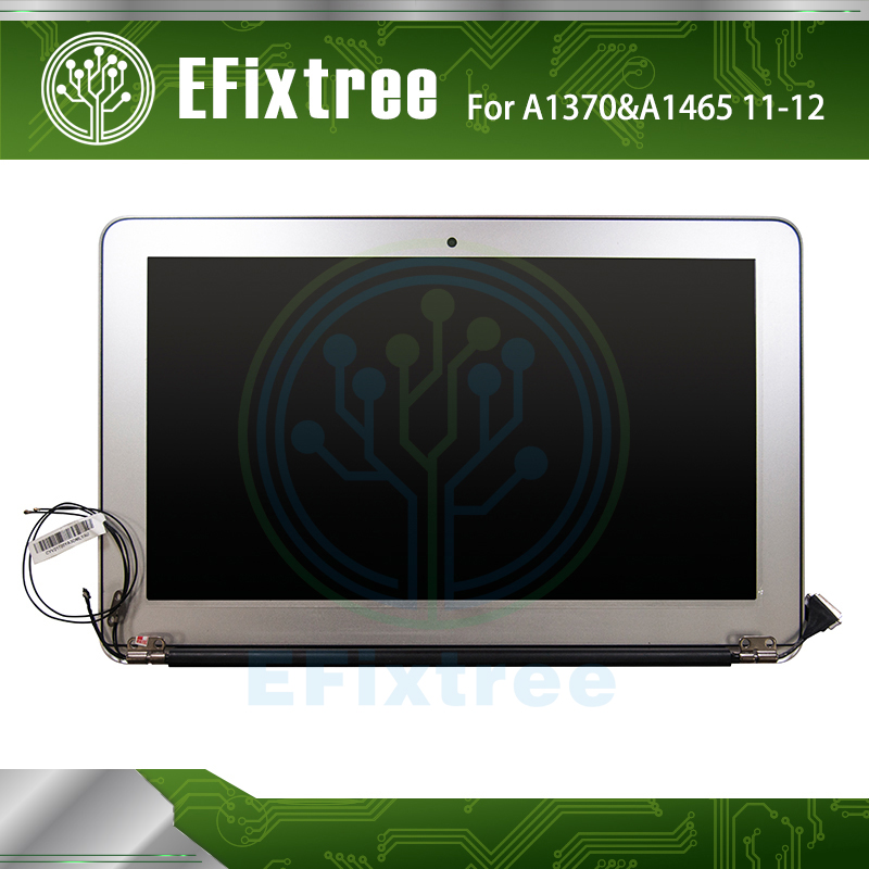 Brand 98 New LCD LED Screen Assembly for Apple Macbook Air 11 6 A1370 A1465 2010
