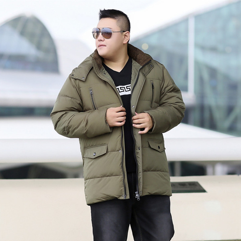 Marque Parkas D'hiver Neige Beige Épais 8xl 6xl De Chaud Vêtements black Mâle 10xl Blanc Manteau Vers Le 5xl Survêtement Hommes Bas Veste 12xl Canard RZU6w
