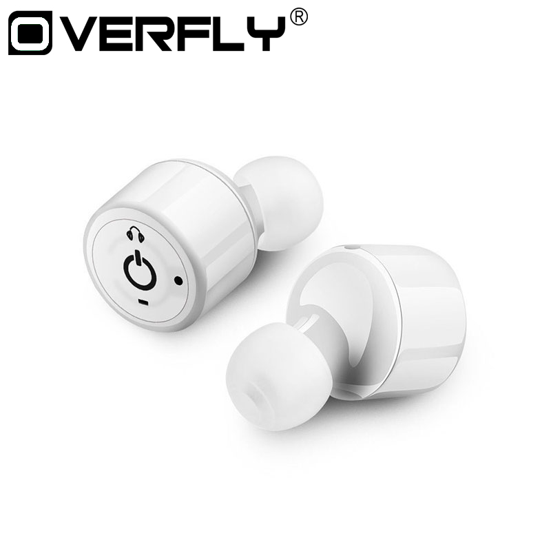 ANBES X1T True Wireless Twins Earphones Mini Bluetooth V4 2 Super Bass Headset Stereo Earbuds Handsfree