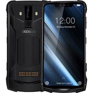 Image 4 - DOOGEE S90 IP68/IP69K Waterproof 6GB 128GB Cell Phone shockproof 5050mAh 6.18 MT6671 16MP Camera Smartphone