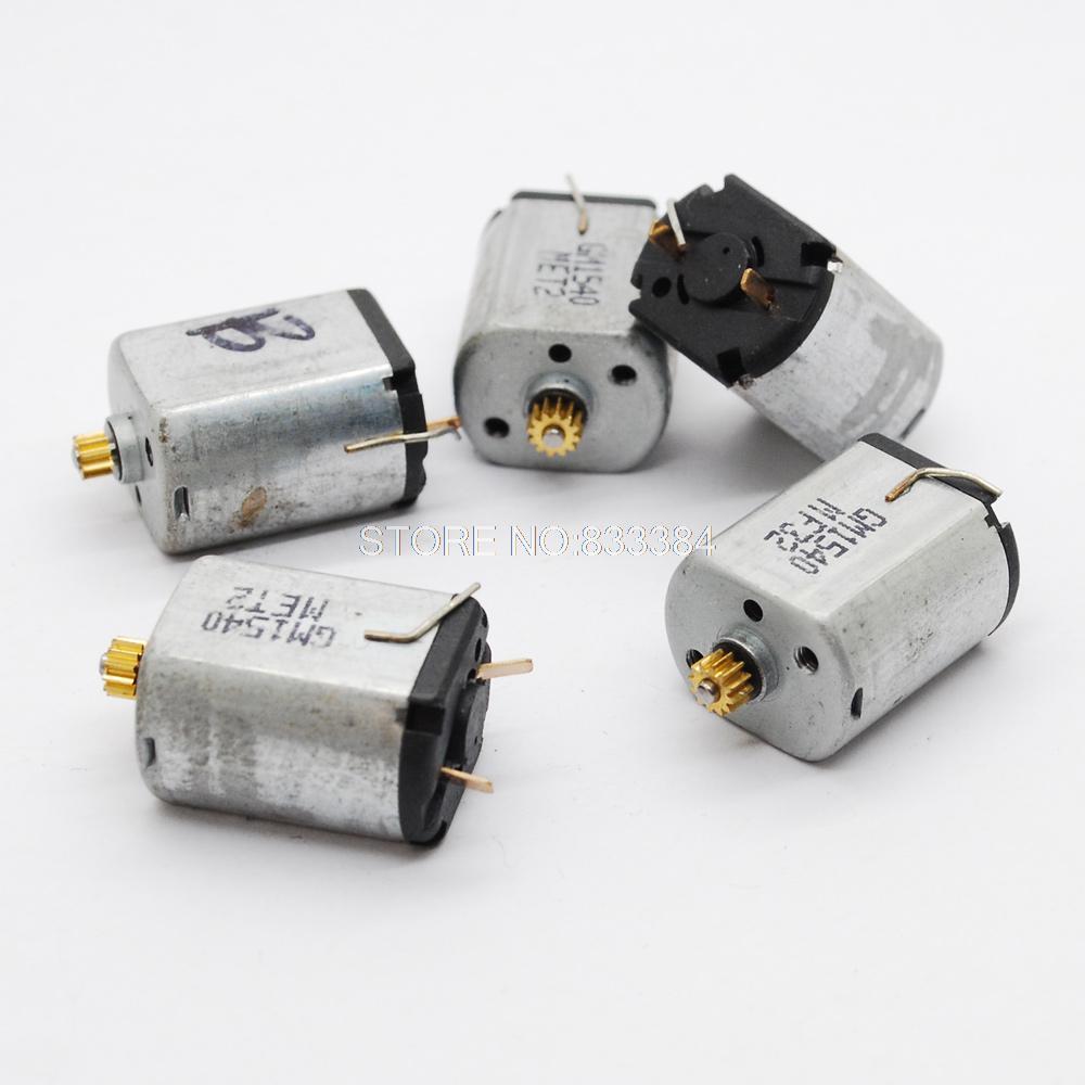 50 шт. игрушка мини-мотор 4.5 В 16000 об./мин