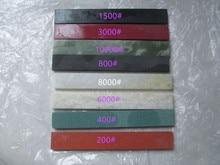 Fixmee Super Affilatura Pietra Per Affilare I Coltelli Whetstone 200 # 10000 # per Angolo di Coltello Guida