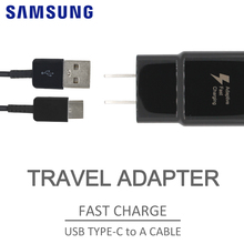 Samsung Fast Charger For GalaxyS8 S9 Note 8 Phone Battery Type-c  EU US UK Plug 9V 1.67A 5V 2A Quick Charger 3.0
