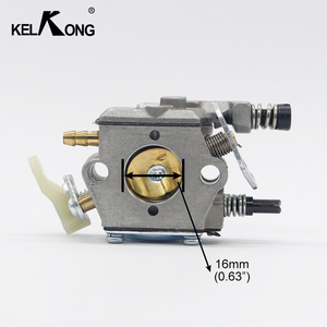 Image 3 - KELKONG Carburetor Fits Husqvarna 51 55 50 Replace Walbro WT 170 WT 223 Chainsaw 503281504 Carby Replaces Zama C15 51