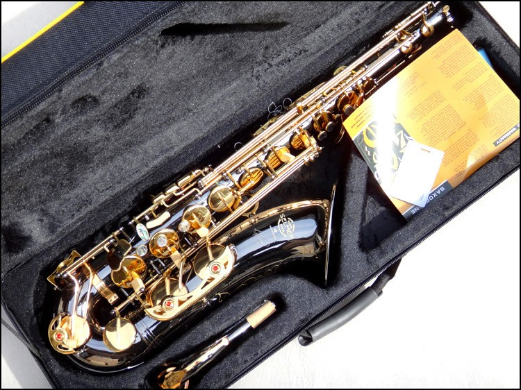 Aliexpress buy wholesale very good gift reference 54 tenor aliexpress buy wholesale very good gift reference 54 tenor saxophone black nickel the gold saxofon high f from reliable reference 54 suppliers on negle Gallery