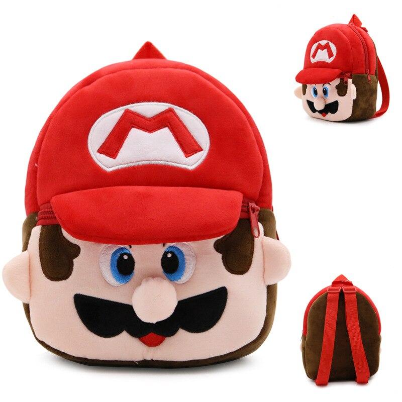 Cute-cartoon-baby-kids-plush-backpack-toys-mini-school-bag-Childrens-gift-kindergarten-boy-girl-student-bags-lovely-Mochila-2