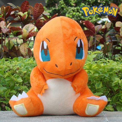 "Pokemon Plush Character Charmander Toy 11"" Nintendo Game Stuffed Animal Doll"