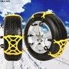 QILEJVS 1PC Winter Truck Car Snow Chain Tire Anti-skid Belt Easy Installation 2017