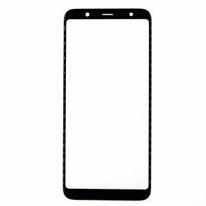 Image 5 - A6 A6 + 2018 écran tactile panneau avant pour Samsung Galaxy A6 Plus A6Plus 2018 A600 A605 capteur décran tactile LCD écran couvercle en verre