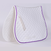 Newest Horse Saddle Pads Dressage Saddle Pad Horse Riding Equipment Equestrian Saddle Equestrian Equipment For A Horse