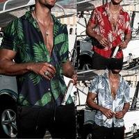 חולצה קצרה הוואי לקיץ