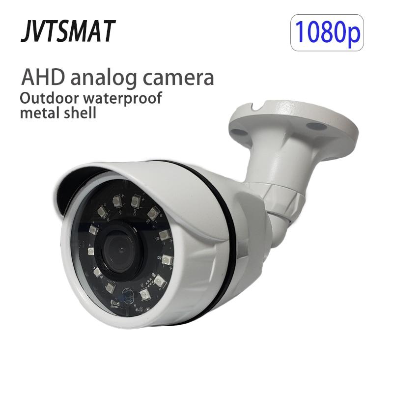 jvtsmart AHD Analog Outdoor Bullet Camera High Definition Surveillance Infrared Camera 720P 1080p AHD metal CCTV Camera Securit