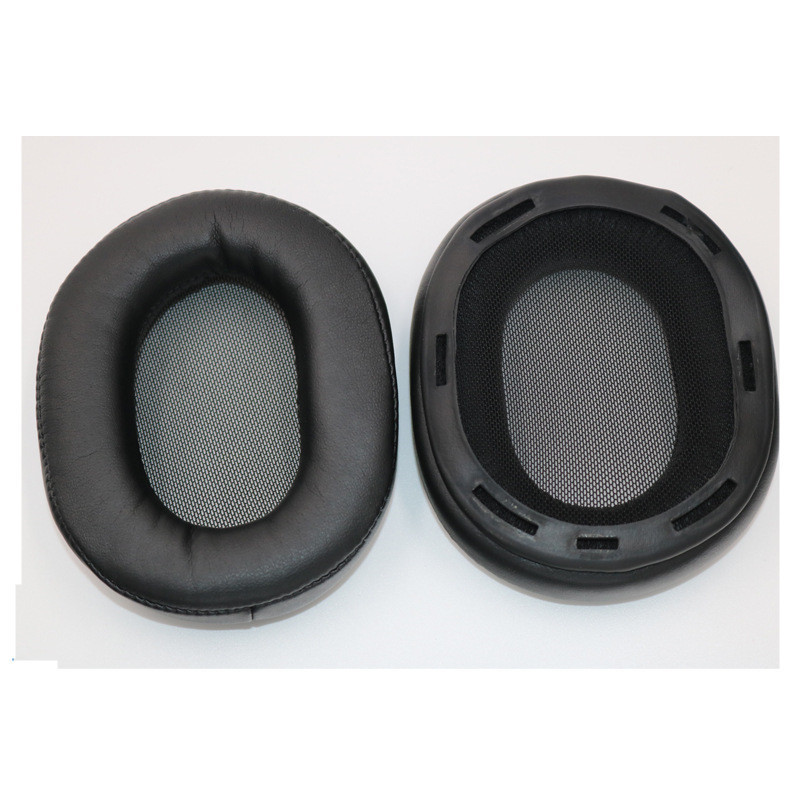 Replacement Protein foam ear pads cushions for SONY MDR-1R headphones Leather high quality