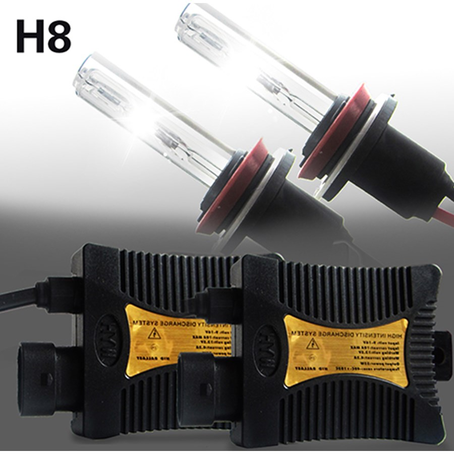 55W H8 H9 H11 HID Xenon Headlight Conversion KIT Bulbs Ballast 12V Autos Car lights Lamp Automoveis 4300K 5000K 3000K free ship 55w hid xenon kit black slim ballast conversion bulbs d2s 6000k headlight new [cpa189]