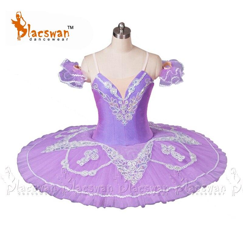 Sugar Plum Fairy Professional Ballet Tutus BT635 Classical Professional Ballet Tutu Lilac Professional Adult Ballet Tutus