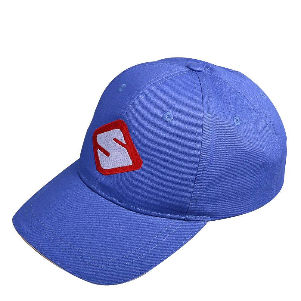 JP Manga Gurazeni Natsunosuke Honda Blue Snapback Hat Cosplay Baseball Cap (4)