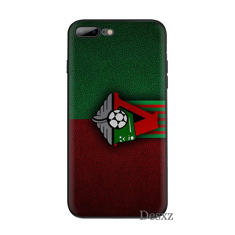 Cell Phone Case Silicone TPU for iPhone 7 8 6 6s Plus iPhone 11 Pro X XS Max XR 5 5s SE Cover Moscow Football Club Logo Shell