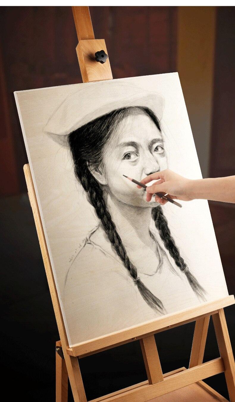 Cavalete com Gaveta Caballete De Pintura Para