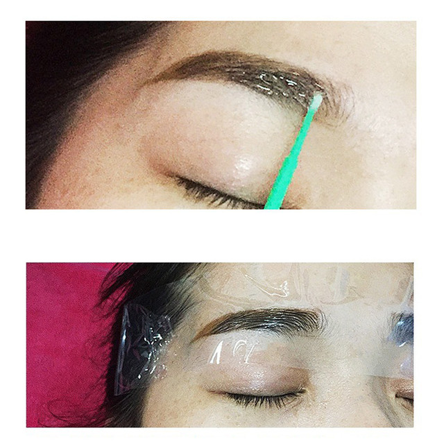 Eyebrow Fixing Color Gel Repair Tattoo Wound Pigment Color For