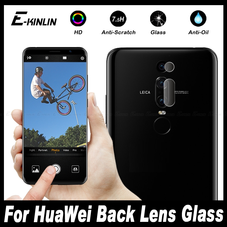 Back Camera Lens Protective For HuaWei Mate RS For Porsche Design NEO-AL00 Transparent Tempered Glass Protector Film