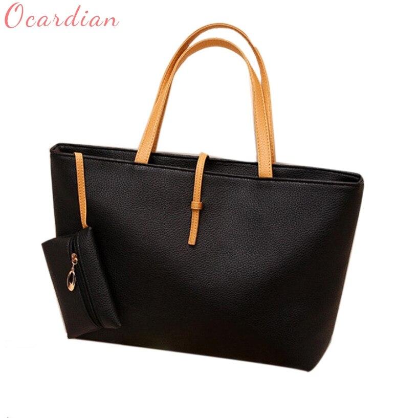 Ocardian Brand Women Handbag Lady Shoulder Bag Tote Purse Women Messenger Hobo Crossbody Bag women leather handbags #0908