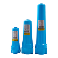oil water separator 024 035 QPSC Air compressor Accessories Compressed air precision filter Dryer QPSC
