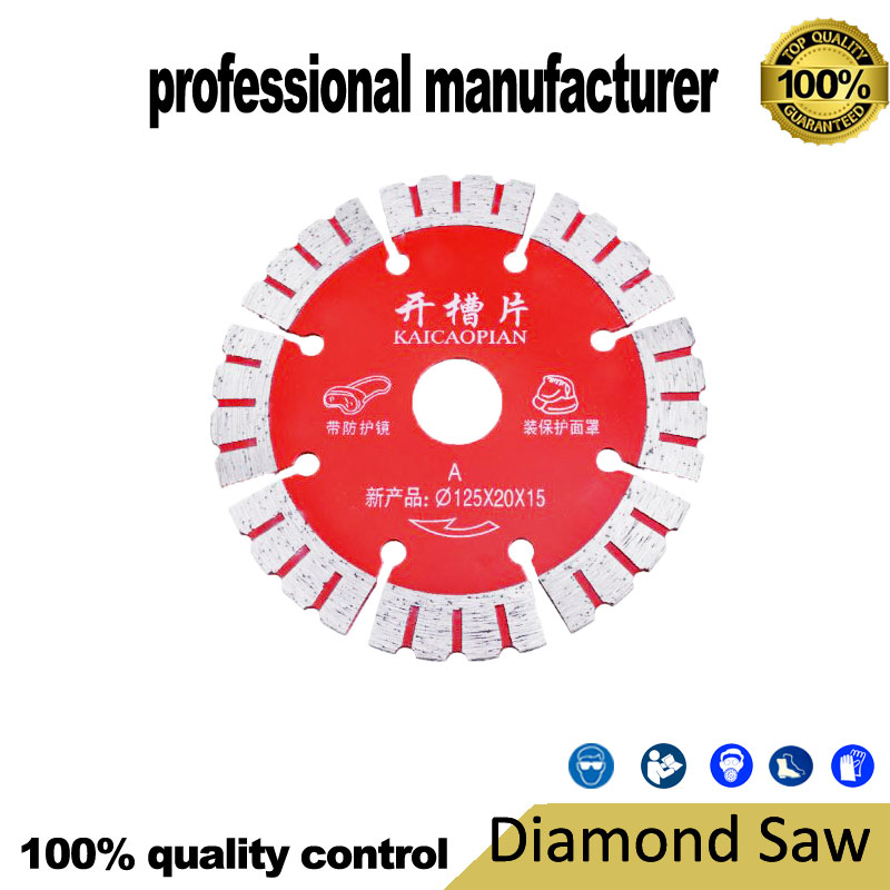 New Wall Chaser Tools Diamond Cutting Disc For Marble Granite Brick And Tiles And Glasses Cutting At Good Quality