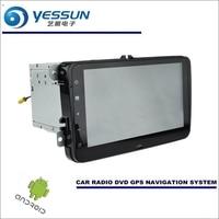 YESSUN Car Android Navigation Radio CD DVD Player GPS Navi BT HD Screen Multimedia For Volkswagen VW Amarok / Bettle / Caddy