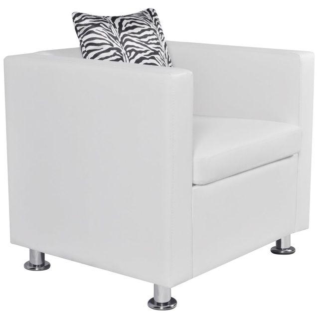 Cube Armchair 2