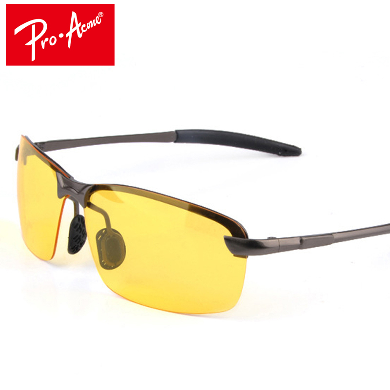 Pro Acme Classic HD High Definition Night Vision Polarized Glasses Көзге арналған көзілдірік УК400 CC0008