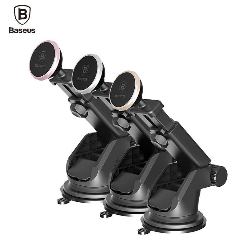 Baseus Teleskop Auto Telefon Halter Für iPhone Xs Max X 8 Auto Windschutzscheibe Dashboard Mount Zelle Handy Halter stehen
