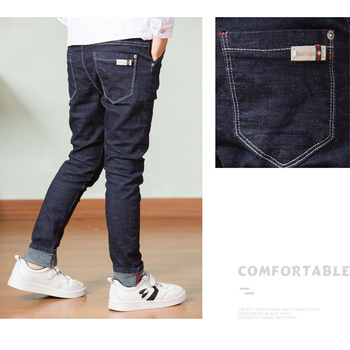 High Quality Autumn Spring Baby Jeans For Boys  2