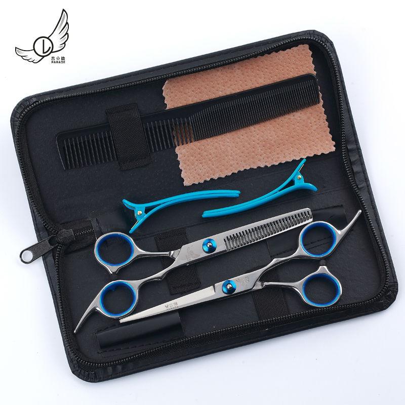 6 tuuman leikkaus oheneva muotoilutyökalu hiussakset - Hiustenhoito ja muotoilutuotteet - Valokuva 2