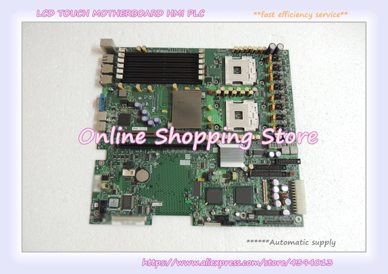 SE7520JR2 industrial motherboard 100% tested perfect quality ga 6vx7 1394 industrial motherboard 100% tested perfect quality