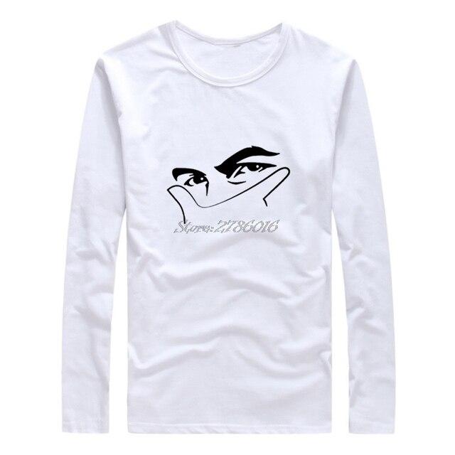 f52f63d9d Autumn Winter Argentina Paulo Dybala  10 mask gestures La Joya Men T-Shirt  Long Sleeve juventus Clothes T SHIRT Men s W17080703