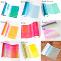 Chameleon Car Chameleon lamp film Chameleon lamp stickers 9 color option 12''x33'/Roll