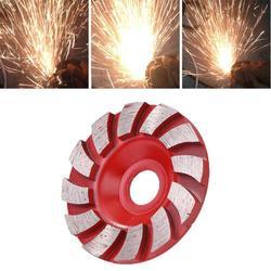100mm and 90mm Diamond Grinding Wheel Concrete Granite Ceramic Grinding Disc Abrasive Tool Bowl Shape Ceramics Tools